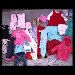 Other - Baby bundle 6 months sizing